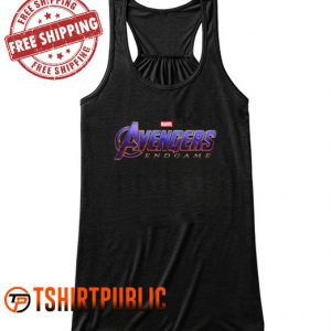 Marvel Avengers Endgame Tank Top
