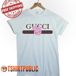 GC x Peppa Pig Pecs Belt Logo T Shirt