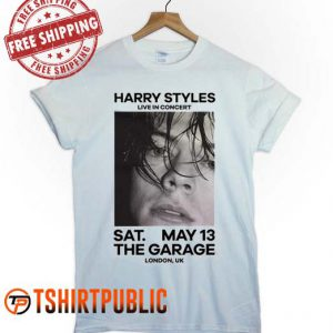 Harry Styles Live in Concert T Shirt