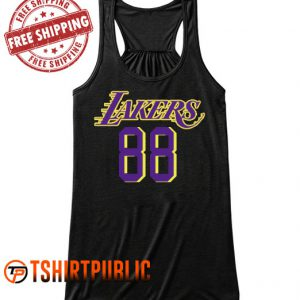 Lakers 88 Tank Top