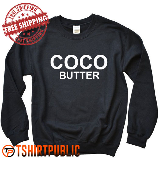 Coco Butter Sweatshirt