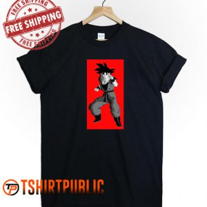 Dragon Ball Goku T Shirt