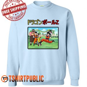 Dragon Ball Z Sweatshirt