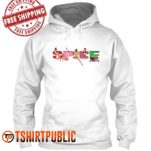 Spice Girls Hot Hoodie
