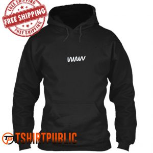 Squiggly Symbol Hoodie