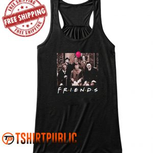 Horror Friends Tank Top