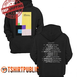 The 1975 Abiior Tour Hoodie Free Shipping