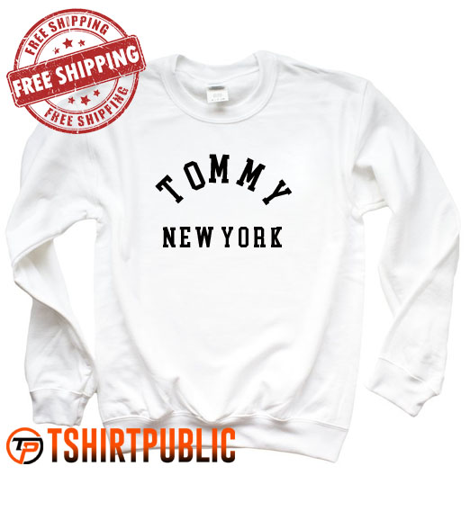 Tommy New York Sweatshirt