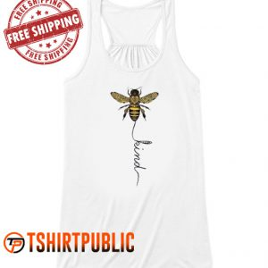 Bee Kind Women Tank Top