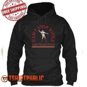 Can't Stop Kittle Hoodie