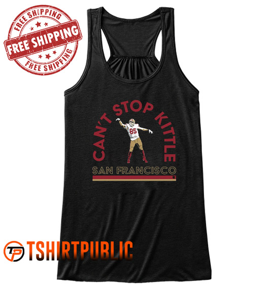 Can't Stop Kittle Women Tank Top