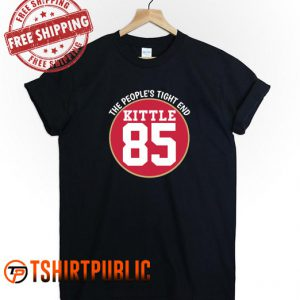 The People's Tight End Kittle T Shirt