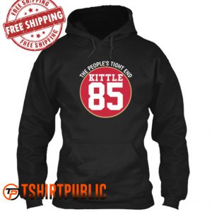 The People's Tight End Kittle Hoodie