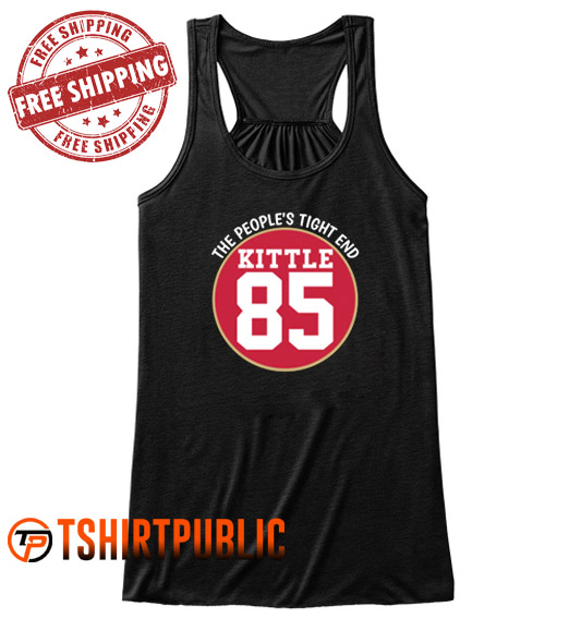 The People's Tight End Kittle Tank Top