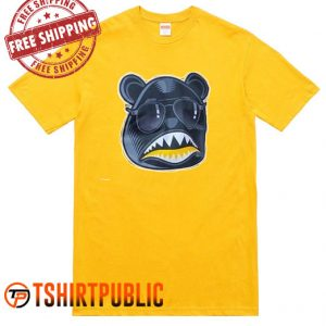 Get it Now! Camron Bear Face T-shirt Adult Free Shipping, Shop high-quality unique Camron T-Shirts, Dipset Cam'Ron Shirt