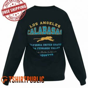 Los Angeles Calabasas Sweatshirt