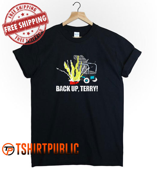 Back Up Terry T Shirt